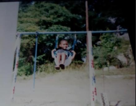 Jordan swinging