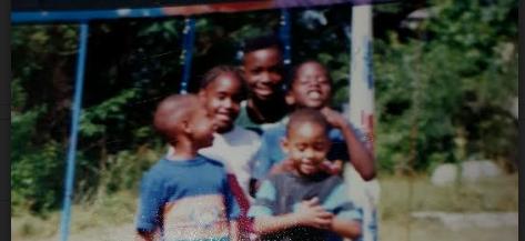 My kids circa early 90's