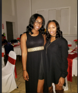 Stasia and Bre